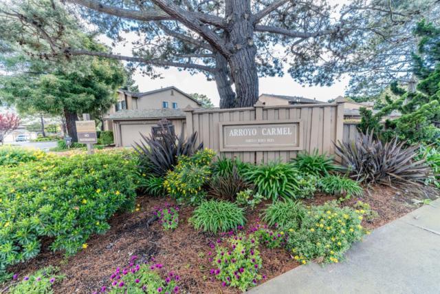 3850 Rio Rd 52, Carmel, CA 93923 (#ML81697951) :: Brett Jennings Real Estate Experts
