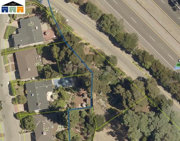 0 Monterey Blvd., Oakland, CA 94602 (#MR40785218) :: Astute Realty Inc