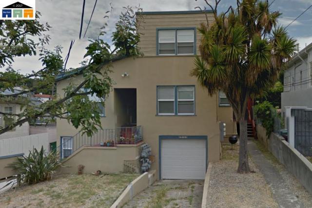 816 E 23Rd St, Oakland, CA 94606 (#MR40796203) :: The Kulda Real Estate Group
