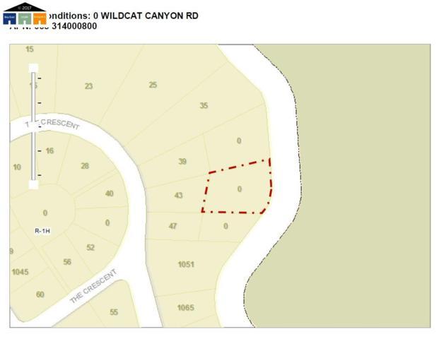 0 Wildcat Canyon Road, Berkeley, CA 94707 (#MR40803189) :: The Kulda Real Estate Group