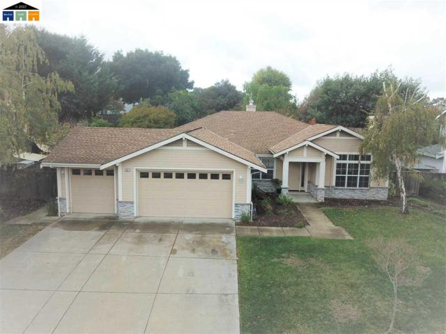 2677 Live Oak Ter, Hayward, CA 94541 (#MR40803707) :: The Kulda Real Estate Group