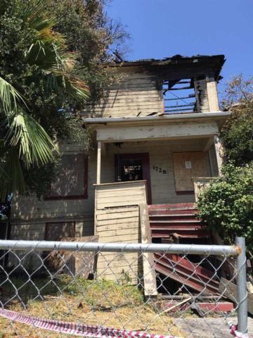 1728 E 19Th St, Oakland, CA 94606 (#MR40810018) :: The Kulda Real Estate Group