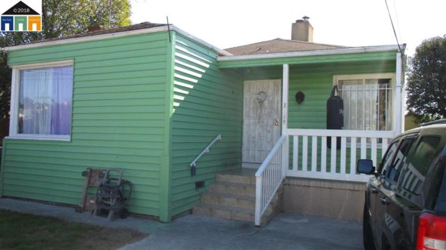 2120 106Th Ave, Oakland, CA 94603 (#MR40811404) :: The Kulda Real Estate Group