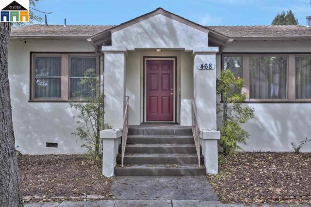 468 60Th St, Oakland, CA 94609 (#MR40814905) :: The Kulda Real Estate Group