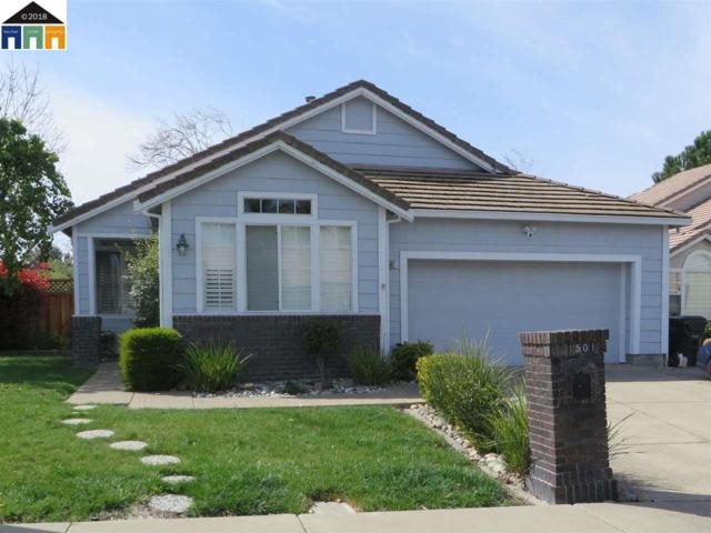 1501 Barkley Mountain Way, Antioch, CA 94531 (#MR40814932) :: The Kulda Real Estate Group
