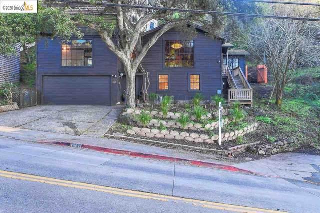 1347 La Loma Ave, Berkeley, CA 94708 (#EB40891573) :: Keller Williams - The Rose Group