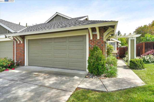 370 Bridgeside Cir, Danville, CA 94506 (#BE40880597) :: The Kulda Real Estate Group