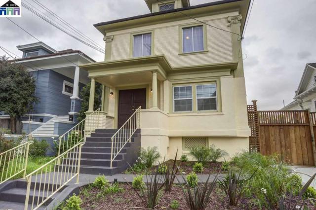 831 56Th St, Oakland, CA 94608 (#MR40860386) :: Intero Real Estate
