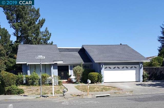 3448 Crestview Way, Napa, CA 94558 (#CC40879333) :: The Kulda Real Estate Group
