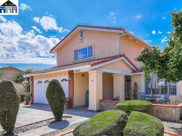 4919 Calistoga St., Union City, CA 94587 (#MR40880630) :: The Kulda Real Estate Group