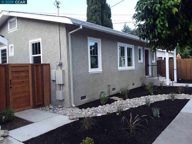 721 Brown St, Martinez, CA 94553 (#CC40882324) :: The Realty Society