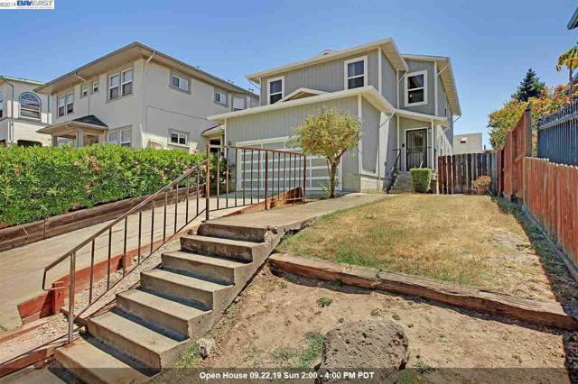 1622 Linden St, Oakland, CA 94607 (#BE40876124) :: The Goss Real Estate Group, Keller Williams Bay Area Estates