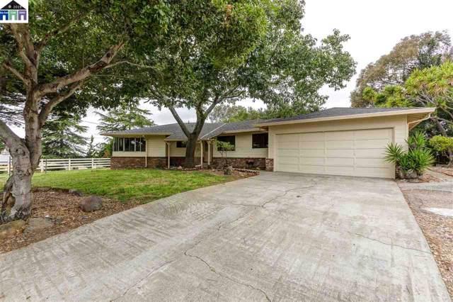 3580 Star Ridge Rd., Hayward, CA 94542 (#MR40881646) :: The Kulda Real Estate Group