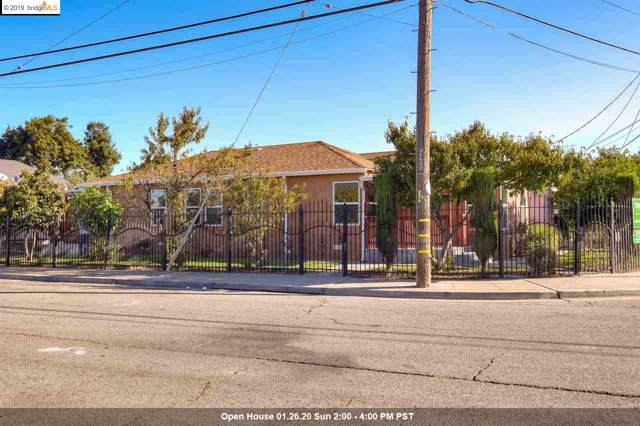 9954 E St, Oakland, CA 94603 (#EB40884677) :: Intero Real Estate
