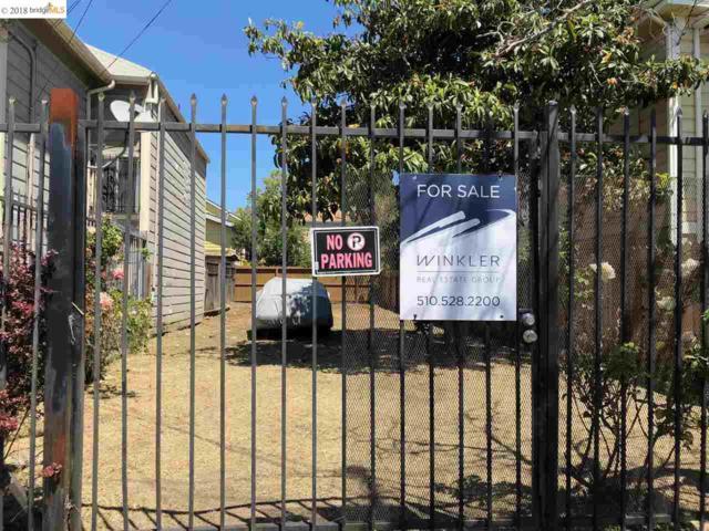 718 26th St, Oakland, CA 94612 (#EB40816291) :: Strock Real Estate