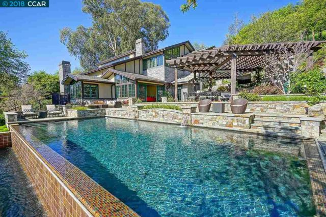 810 Mountain View Drive, Lafayette, CA 94549 (#CC40817718) :: Strock Real Estate
