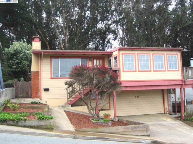 724 Edgemar Ave, Pacifica, CA 94044 (#BE40818555) :: The Kulda Real Estate Group