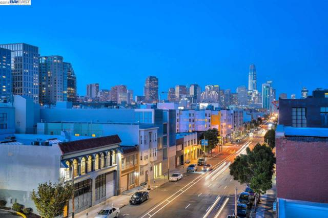 1277 Howard St, San Francisco, CA 94103 (#BE40818862) :: The Kulda Real Estate Group