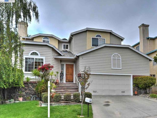 2196 Beckham Lane, Hayward, CA 94541 (#BE40819704) :: The Dale Warfel Real Estate Network