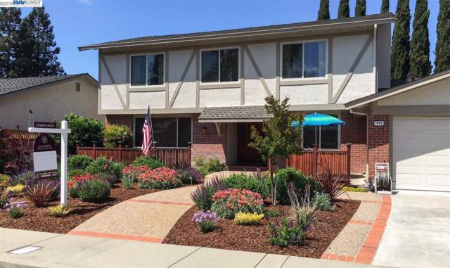1906 Foxswallow Cir, Pleasanton, CA 94566 (#BE40819974) :: Astute Realty Inc