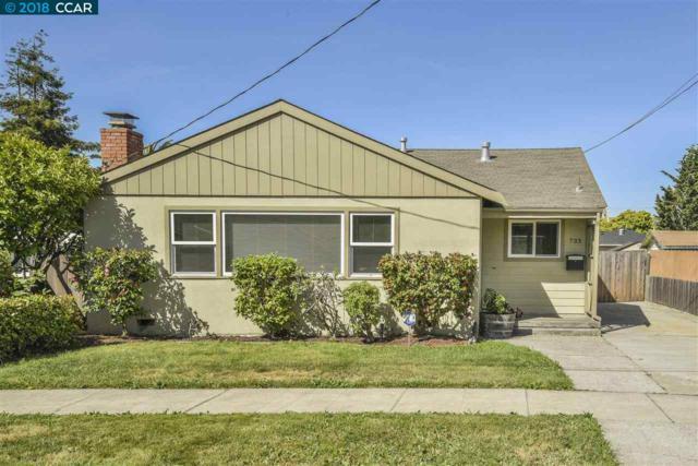 733 Lassen Street, Richmond, CA 94805 (#CC40820274) :: The Goss Real Estate Group, Keller Williams Bay Area Estates