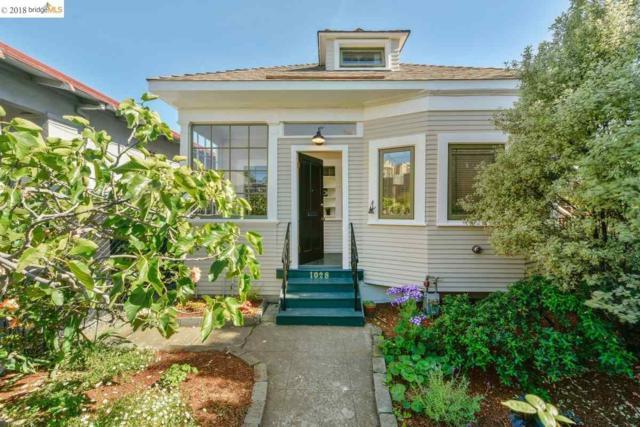 1028 Pardee St, Berkeley, CA 94710 (#EB40820988) :: The Goss Real Estate Group, Keller Williams Bay Area Estates