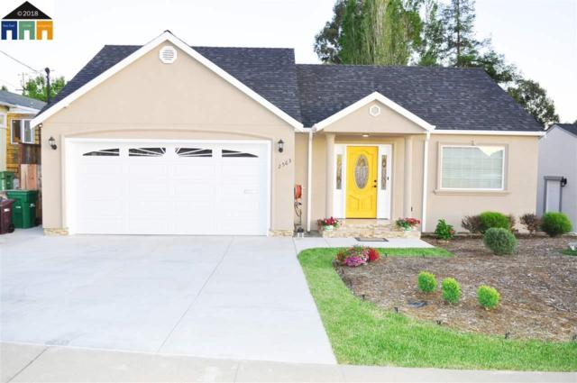 2563 Hermosa Ter, Hayward, CA 94541 (#MR40821931) :: Strock Real Estate