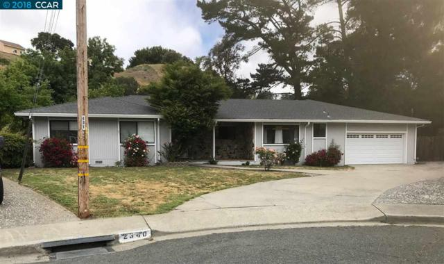 2340 Marlin Ct, Pinole, CA 94564 (#CC40823447) :: Strock Real Estate