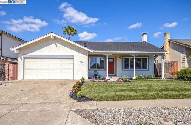 47436 Mantis St, Fremont, CA 94539 (#BE40823490) :: Julie Davis Sells Homes