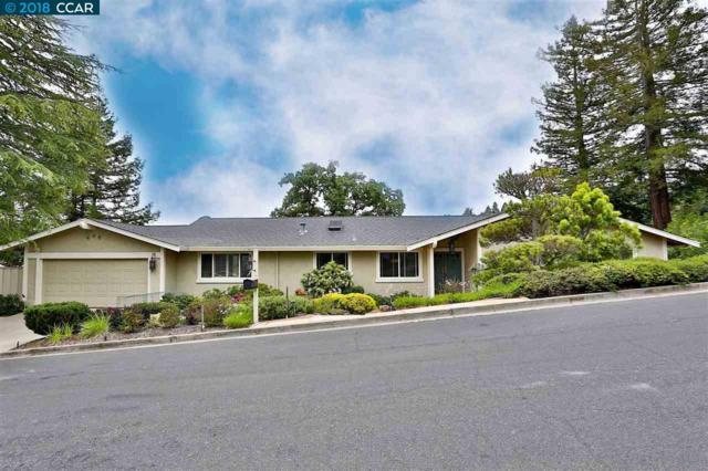 3797 Quail Ridge Rd, Lafayette, CA 94549 (#CC40823623) :: Strock Real Estate