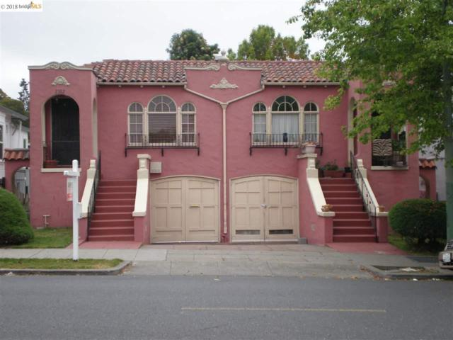 2300 Coolidge Ave., Oakland, CA 94601 (#EB40823656) :: The Gilmartin Group