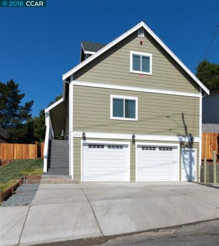 2415 Donald Ave, Martinez, CA 94553 (#CC40824690) :: The Kulda Real Estate Group