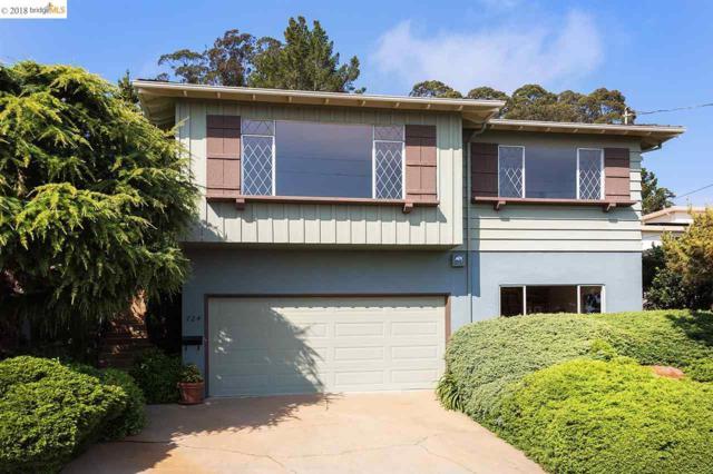 724 Gelston Pl, El Cerrito, CA 94530 (#EB40824801) :: Brett Jennings Real Estate Experts