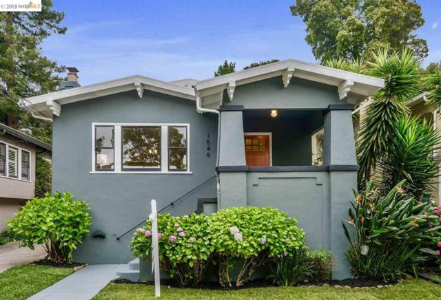1546 Holman Rd, Oakland, CA 94610 (#EB40826146) :: Brett Jennings Real Estate Experts