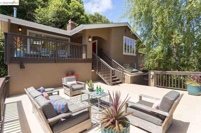 1761 Trestle Glen, Piedmont, CA 94610 (#EB40826389) :: The Kulda Real Estate Group