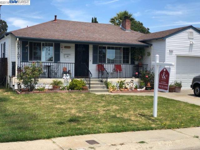 22572 Byron St, Hayward, CA 94541 (#BE40826698) :: Strock Real Estate