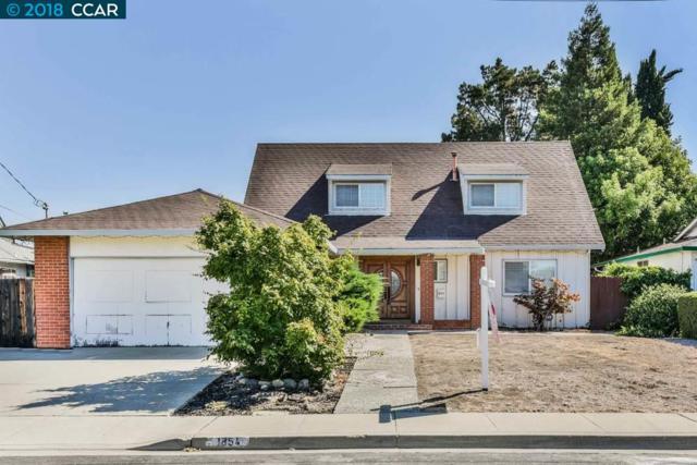 1854 Elkwood Dr, Concord, CA 94519 (#CC40829006) :: The Goss Real Estate Group, Keller Williams Bay Area Estates