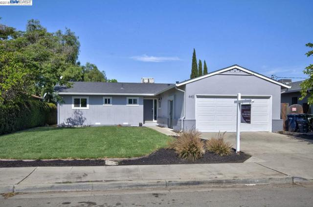 440 Meadowlark St, Livermore, CA 94551 (#BE40830745) :: The Goss Real Estate Group, Keller Williams Bay Area Estates
