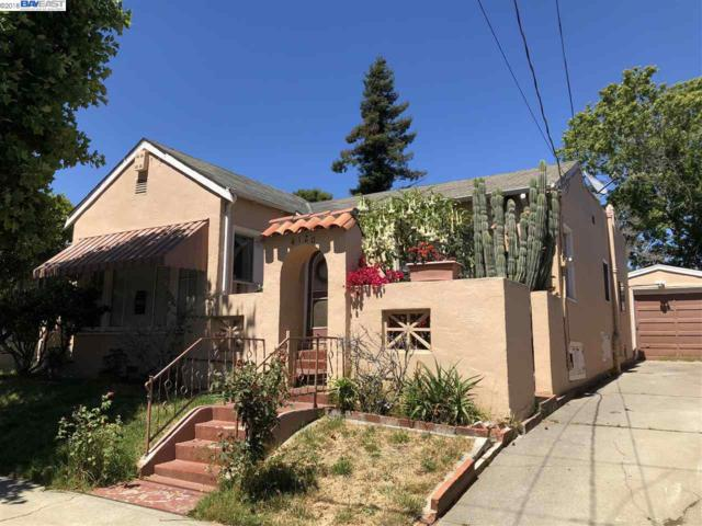 4120 Culver St, Oakland, CA 94619 (#BE40830984) :: The Kulda Real Estate Group