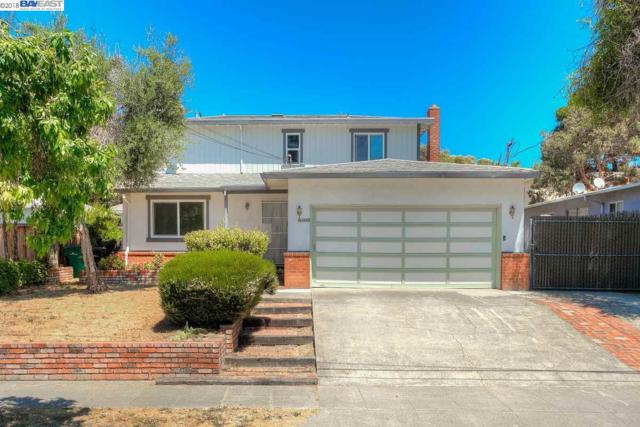2821 Sparks Way, Hayward, CA 94541 (#BE40831449) :: Brett Jennings Real Estate Experts