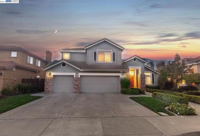2673 Vista Diablo Ct, Pleasanton, CA 94566 (#BE40831888) :: The Kulda Real Estate Group