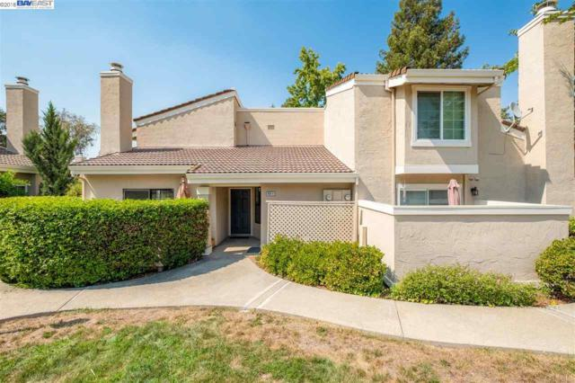 691 Palomino Dr, Pleasanton, CA 94566 (#BE40833765) :: The Warfel Gardin Group