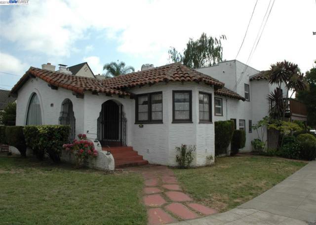 705 Arbor Dr, San Leandro, CA 94577 (#BE40834314) :: Strock Real Estate