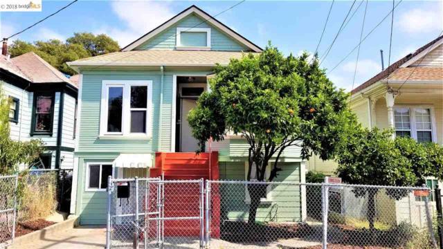 2226 25Th Ave, Oakland, CA 94601 (#EB40834548) :: The Warfel Gardin Group