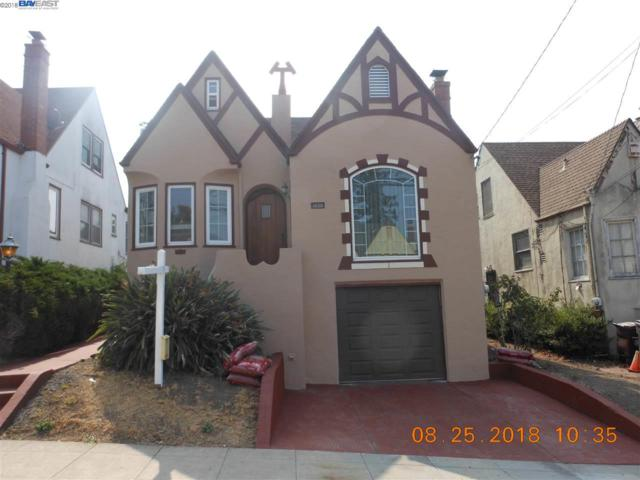 2920 75Th Ave, Oakland, CA 94605 (#BE40835821) :: Strock Real Estate
