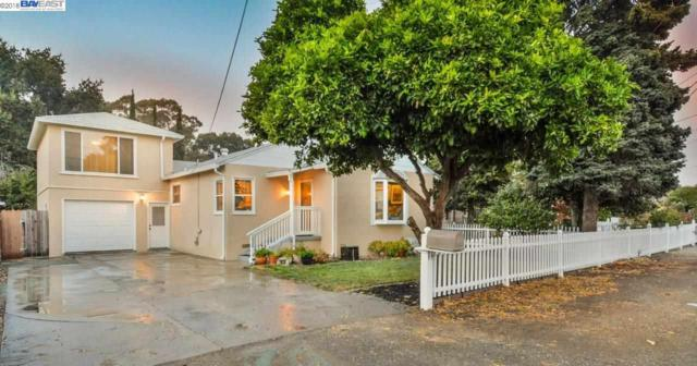 1828 Knox St, Castro Valley, CA 94546 (#BE40835995) :: The Goss Real Estate Group, Keller Williams Bay Area Estates