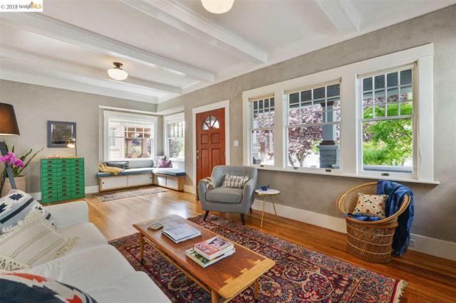 709 45Th St, Oakland, CA 94609 (#EB40836996) :: Intero Real Estate