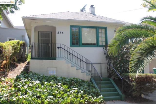 556 El Dorado Avenue, Oakland, CA 94611 (#EB40837032) :: The Kulda Real Estate Group