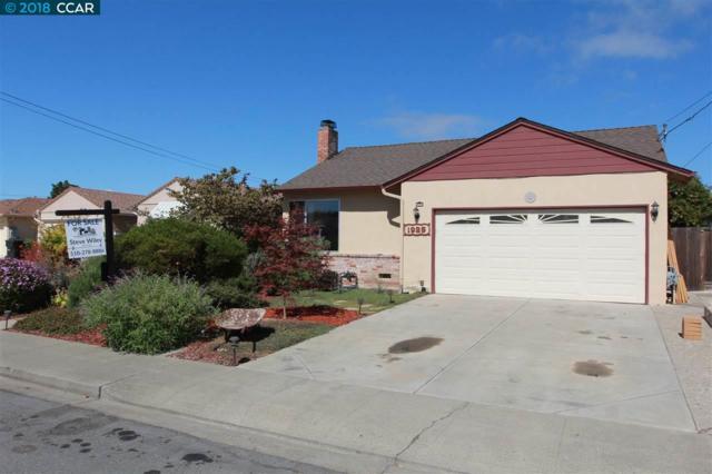 1925 Keller Ave, San Lorenzo, CA 94580 (#CC40837775) :: The Goss Real Estate Group, Keller Williams Bay Area Estates