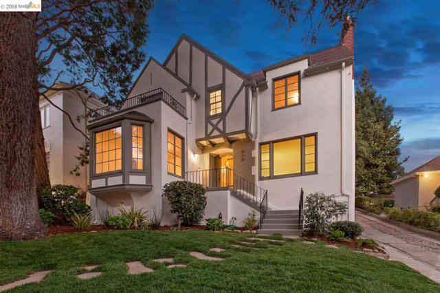 972 Grosvenor Pl, Oakland, CA 94610 (#EB40838110) :: Strock Real Estate